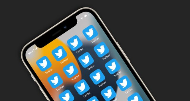 V systému iOS 15 můžete na domovskou obrazovku umístit více kopií stejné aplikace