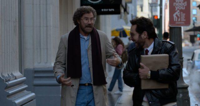 """Apple TV+ oznámila datum vydání temné komedie s Willem Ferrellem a Paulem Ruddem, """"The Shrink Next Door"""""""