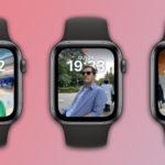 """Ve watchOS 8 beta 2 jsou nyní k dispozici nové ciferníky """"Portraits"""""""