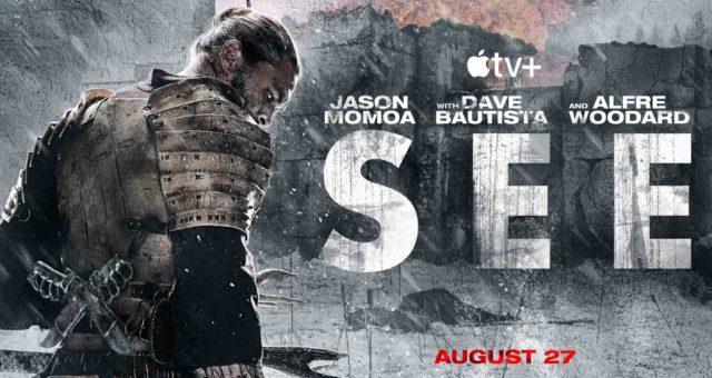 """Jason Momoa se vrací jako Baba Voss ve druhé sérii seriálu """"See"""", podívejte se na nový trailer od Apple TV+"""