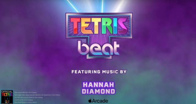 Tetris Beat je nyní k dispozici na Apple Arcade