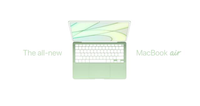 Analytik Kuo uvedl, že nový MacBook Air bude k dispozici ve více barvách s podobným tvarem jako nadcházející MacBook Pro