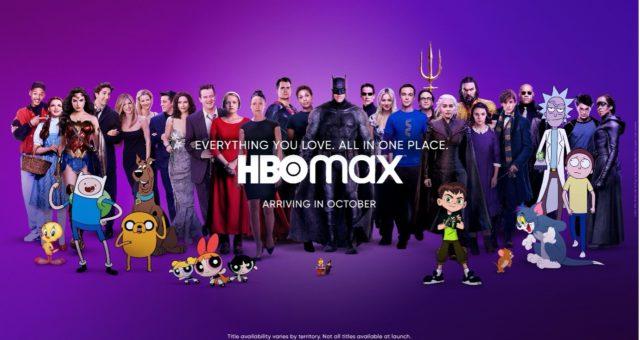 HBO Max bude debutovat v Evropě již 26. října