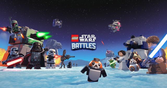 """Lego Star Wars Battles"" přichází do Apple Arcade"