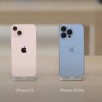 Apple představuje a porovnává iPhone 13 a iPhone 13 Pro v novém videu