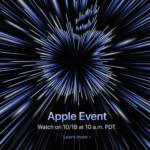 Vše, co lze očekávat od říjnové akce společnosti Apple: M1X MacBook Pro, AirPods 3 a další