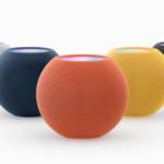 Apple představil HomePod mini v nových barvách