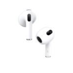 Společnost Apple představila AirPods 3 s novým designem, prostorovým zvukem a dalším